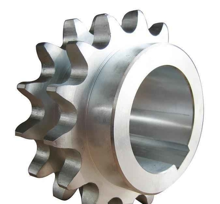 Anti Rust Double Shaft Mixer Drive, Passive Sprocket Normalalizing Treatment Processing